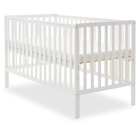 Obaby Bantam Cot Bed - White