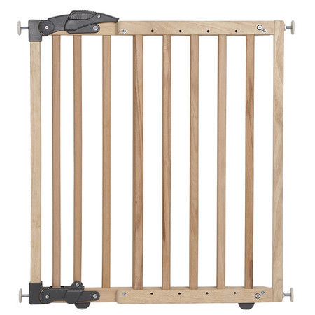 Clippasafe Extendable Dual Fix Wooden Gate