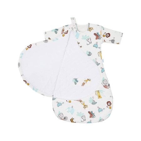 Purflo Baby Sleep Bag 2.5 Tog 9-18m - Garden Zoo