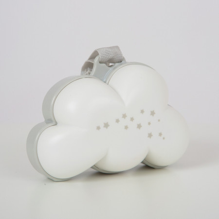 Purflo Dream Cloud Musical Night Light - White