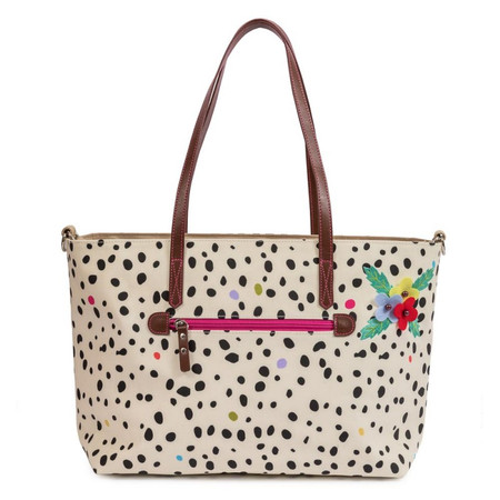 Pink Lining Nottinghill Tote - Dalmation Fever