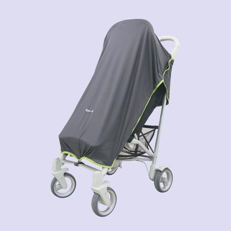 Koo-di Pack-It Sun & Sleep Universal Stroller Cover - Grey