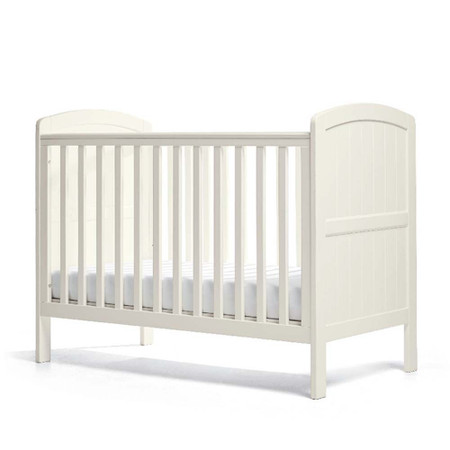 Mamas & Papas Dover Cot - White