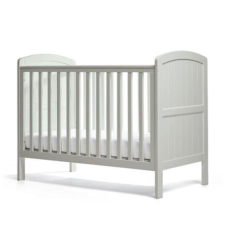 Mamas & Papas Dover 2 Piece Cot Set - Cool Grey
