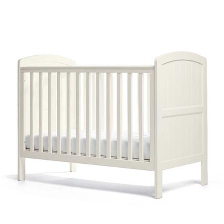 Mamas & Papas Dover 3 Piece Cot Range - White