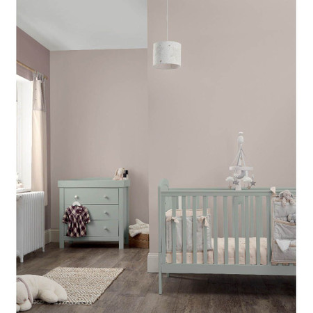 Mamas & Papas Dover 2 Piece Cot Bed Set - Cool Grey