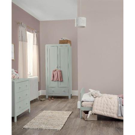 Mamas & Papas Dover 3 Piece Cot Bed Range - Cool Grey