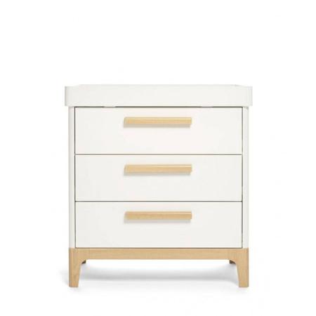 Mamas & Papas Caprio Dresser Changer - White/Natural