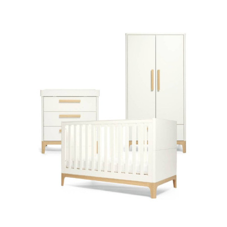 Mamas & Papas Caprio Range - White/Natural