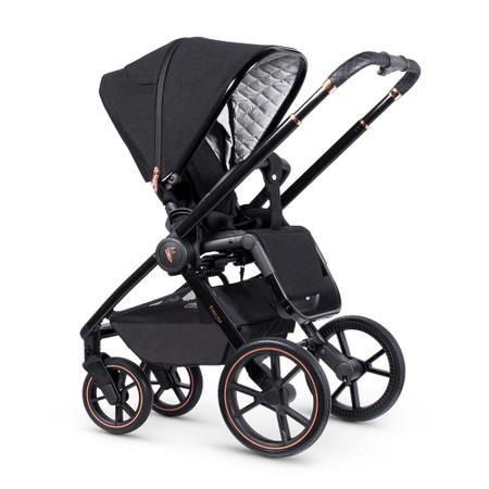 Venicci Tinum 3-in-1 Special Edition Stylish Black