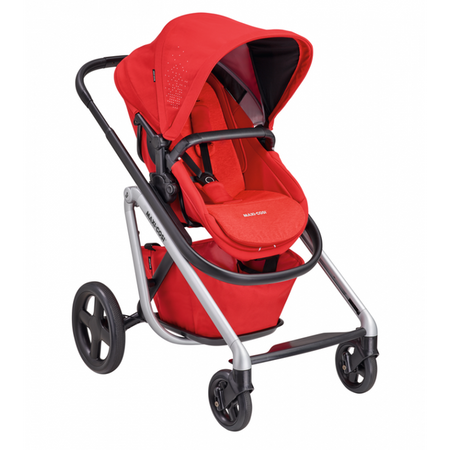 Maxi-Cosi Lila Black/Silver Frame - Nomad Red