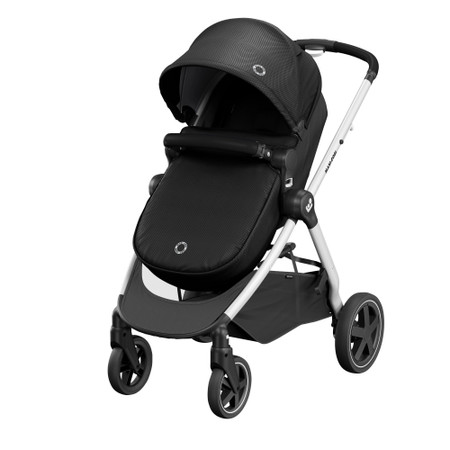 Maxi-Cosi Zelia2 Pushchair - Essential Black