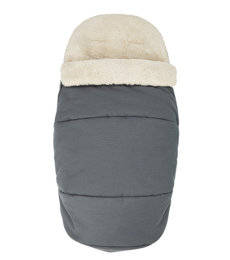 Maxi-Cosi 2 in 1 Footmuff - Essential Graphite