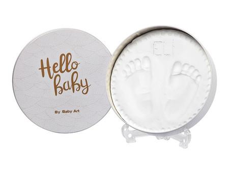 Baby Art Magic Box Round - Shiney Vibes