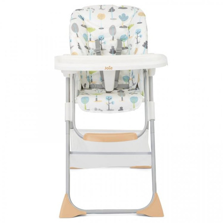 Joie Snacker 2 in 1 Highchair - Pastel Forest