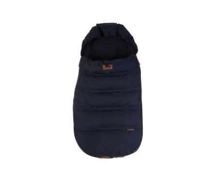 Silver Cross Wave 2020 Footmuff - Indigo