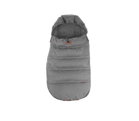 Silver Cross Wave 2020 Footmuff - Zinc