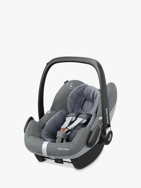 Maxi Cosi Pebble Pro i-Size & Familyfix3 Base - Essential Grey