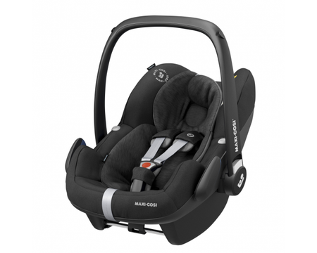 Maxi Cosi Pebble Pro i-Size & Familyfix3 Base - Essential Black