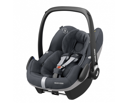 Maxi Cosi Pebble Pro i-Size & Familyfix3 Base - Essential Graphite