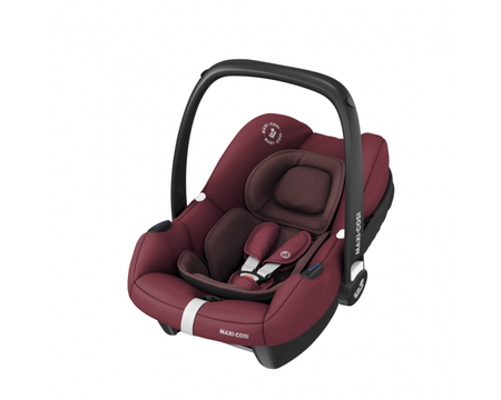 Maxi Cosi Tinca Car Seat & Tinca Base - Essential Red