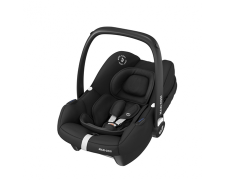 Maxi Cosi Tinca Car Seat & Tinca Base - Essential Black