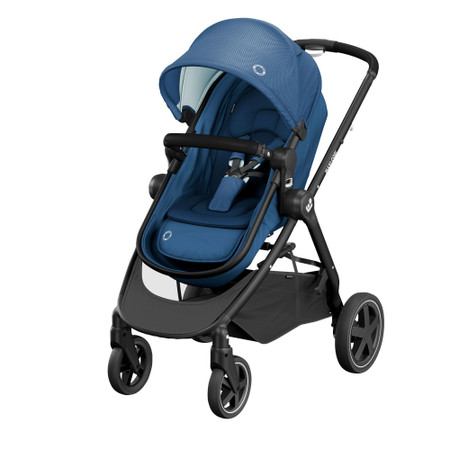 Maxi-Cosi Zelia2 Bundle - Essential Blue