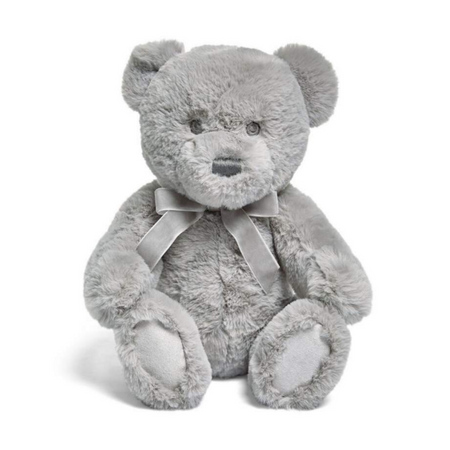 Mamas & Papas Welcome to the World Teddy Bear - Grey