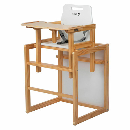 Safety 1st Cherry Highchair - Natural