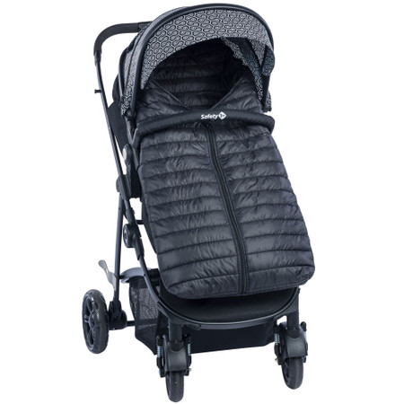 Safety 1st Babydoune Footmuff - Black