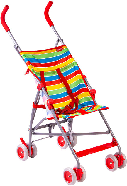 Red Kite Push Me Lite - Summer Stripe