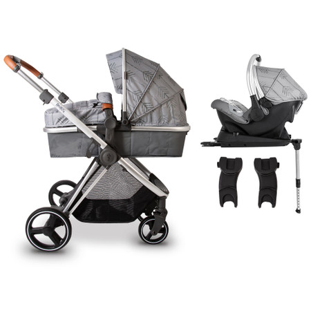 Red Kite Push Me Pace Shadow Travel System - Arrow