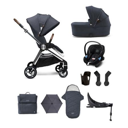 Mamas & Papas Complete Kit Strada - Navy