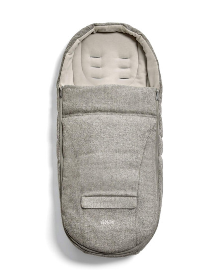 Mamas & Papas Ocarro Footmuff - Moon Grey