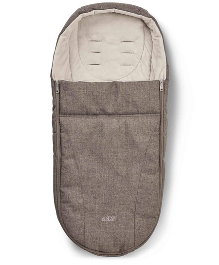 Mamas & Papas Ocarro Footmuff - Walnut