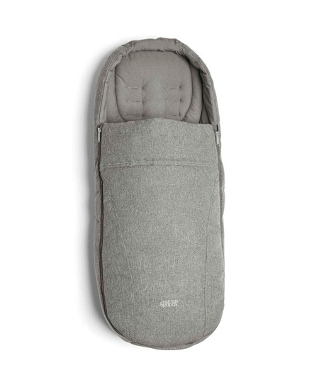 Mamas & Papas Ocarro Footmuff - Woven Grey