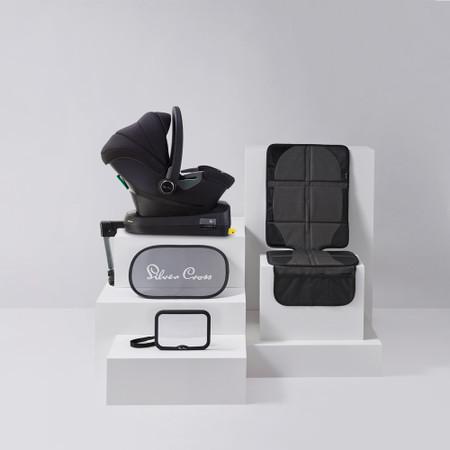 Silver Cross Dream i-Size, Base & Travel Kit Bundle