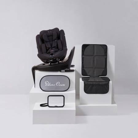 Silver Cross Motion i-Size & Travel Kit Bundle