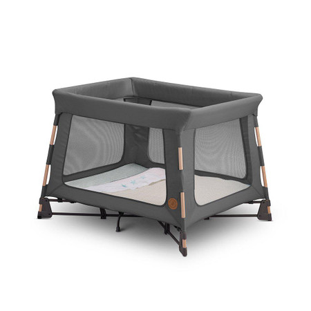 Maxi Cosi Swift Flash-Fold Travel Cot - Essential Graphite