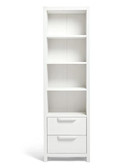 Mamas & Papas Franklin Bookcase - White Wash