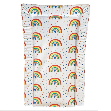 Obaby Changing Mat – Rainbow Multicolour