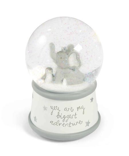 Bump & Babes Snow Globe - Tiny & Star