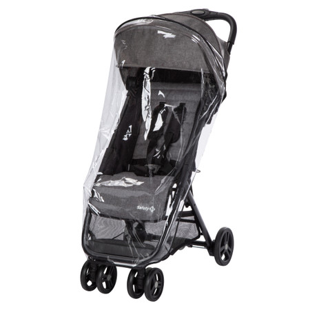 Safety 1st Teeny Stroller - Black Chic