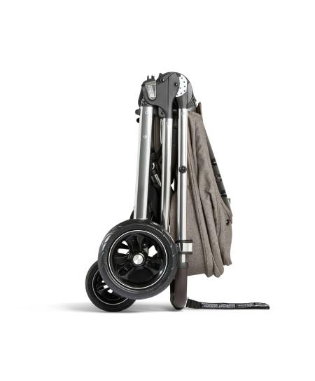 Mamas & Papas Flip Xt3 Walnut Starter Kit (Inc Pushchair, Carrycot, Adaptors, Cupholder)