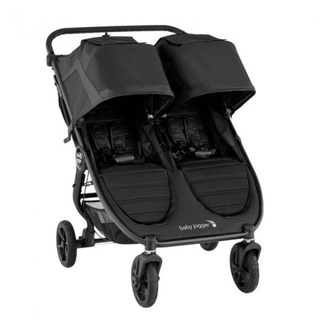 Baby Jogger city mini® GT2 double Stroller  - Opulent Black