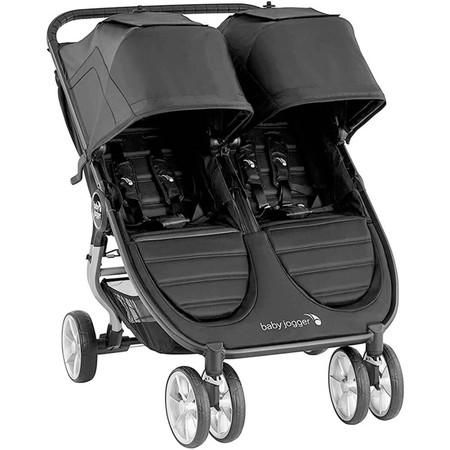 Baby Jogger city mini® 2 double Stroller  - Jet