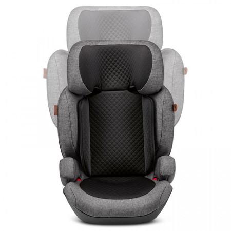 ABC Design Mallow Group 2/3 Isofix Car Seat - Asphalt