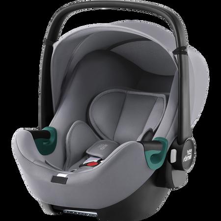 Britax BABY-SAFE 3 i-SIZE BR - UK - Frost Grey FR