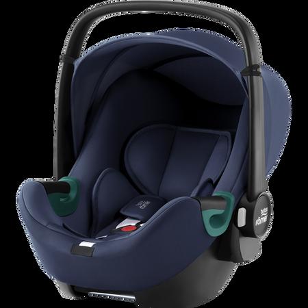 Britax BABY-SAFE 3 i-SIZE BR - UK - Indigo Blue FR