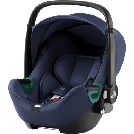 Britax BABY-SAFE iSENSE BR - UK - Indigo Blue FR
